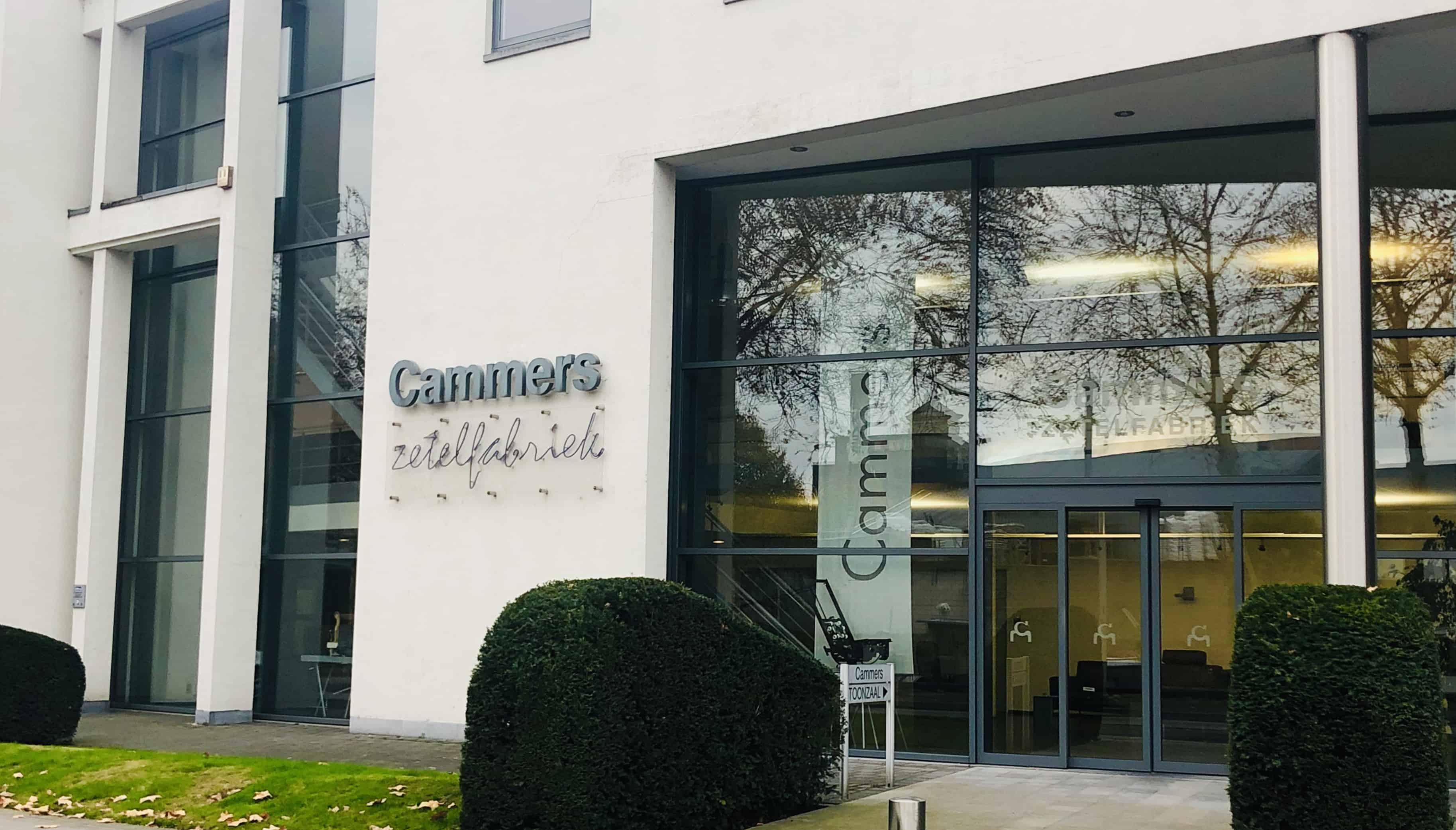 zetelfabriek Cammers